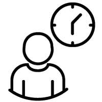 Life-Booking participants create a master plan to become more productive during work hours.